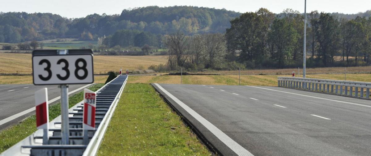 Ostatni fragment S3 połączy Świnoujście z polsko-czeską granicą