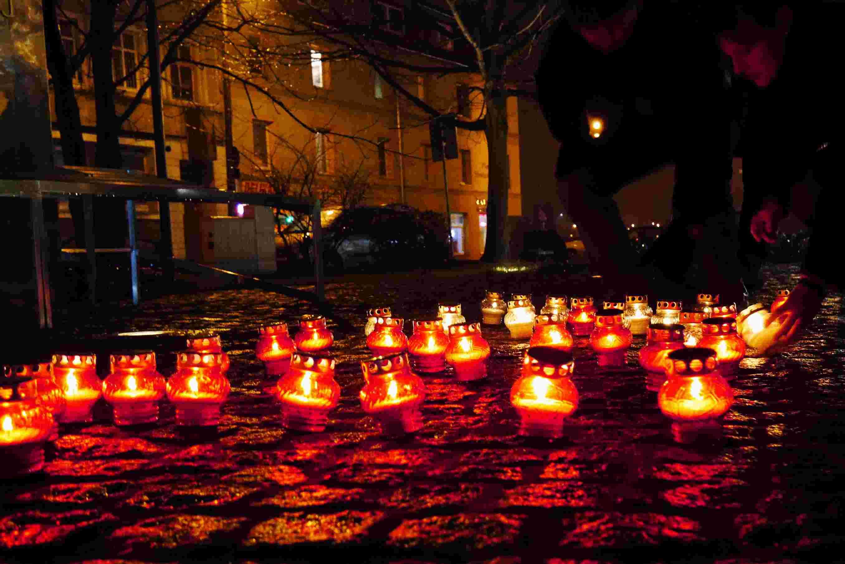 13 grudnia Plac Słowiański w Świnoujściu