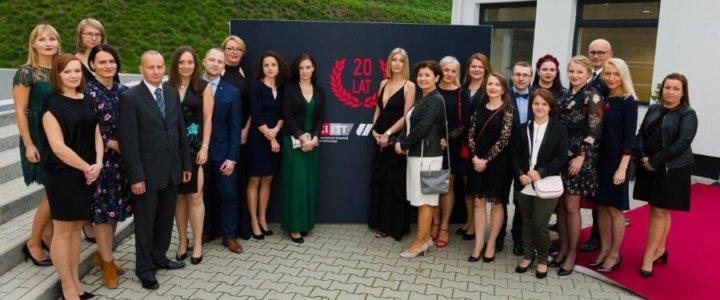 Szczecin. Zaczynaliśmy od małego pokoju. 20 lat Regionalnego Centrum Innowacji i Transferu Technologii.