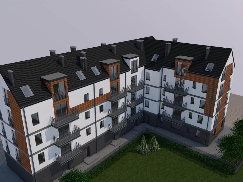 Zachodniopomorskie. Nowe Mieszkania na Sprzedaż w Gryficach.