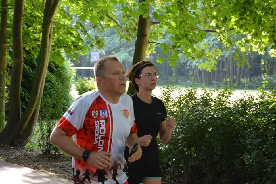 Świnoujście. Leszek ze Środy Wielkopolskiej najkrócej przebywał na #159 parkrunowej trasie.