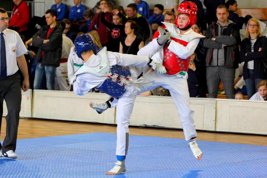 Puchar Polski w taekwondo olimpijskim