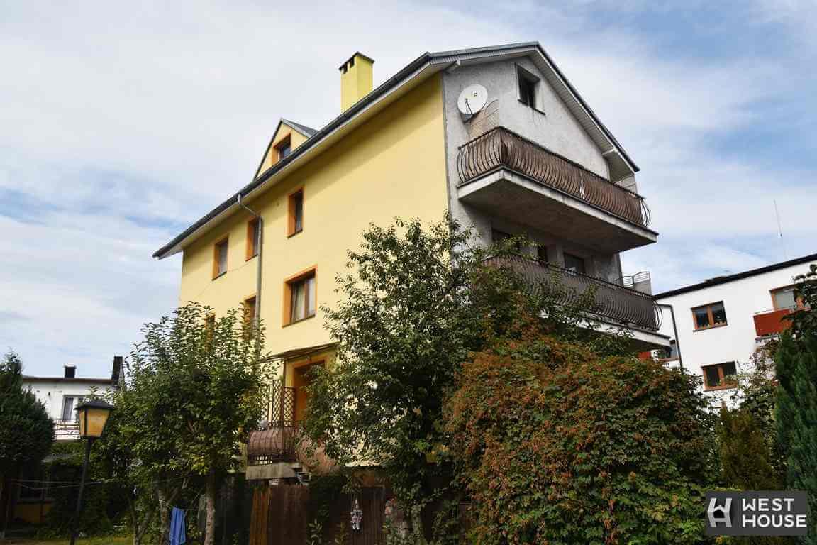 Zachodniopomorskie. Sprzedam dom i lokal użytkowy w centrum Świnoujścia