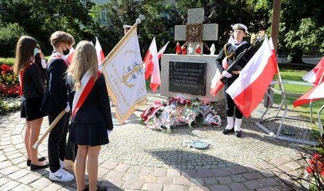 Świnoujście. 81. rocznica agresji ZSRR na Polskę. Fotogaleria.