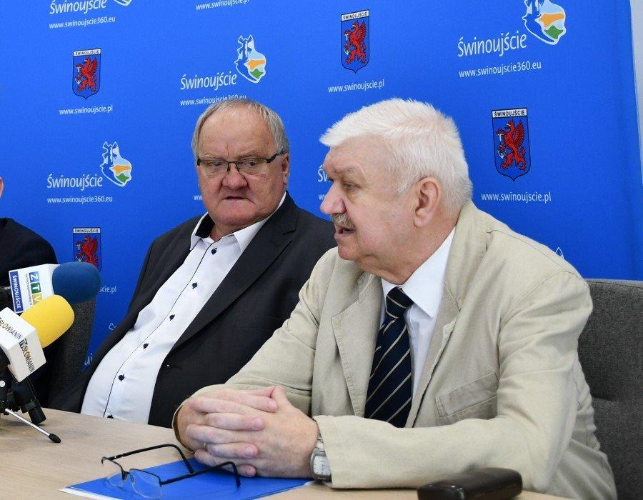 Świnoujście. Flota i Baltica łączą siły. Razem stworzą fundament piłki nożnej w naszym mieście.