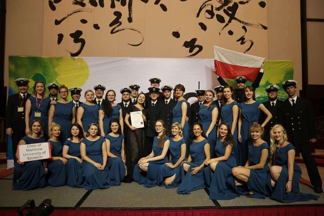 Akademia Morska w Szczecinie. Ambasadorzy Szczecina wrócili z Azji z nagrodami