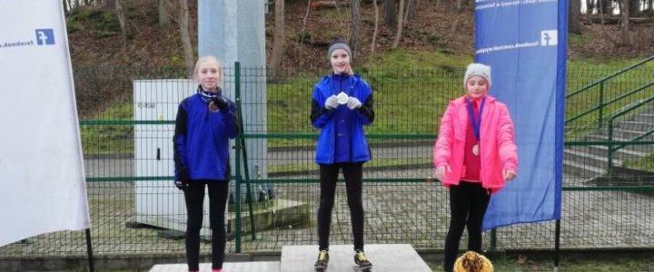 """III zawody Świnoujskiej Liga Biegowa z """"Wyspiarzem"""" - wyniki zimowych biegów."""
