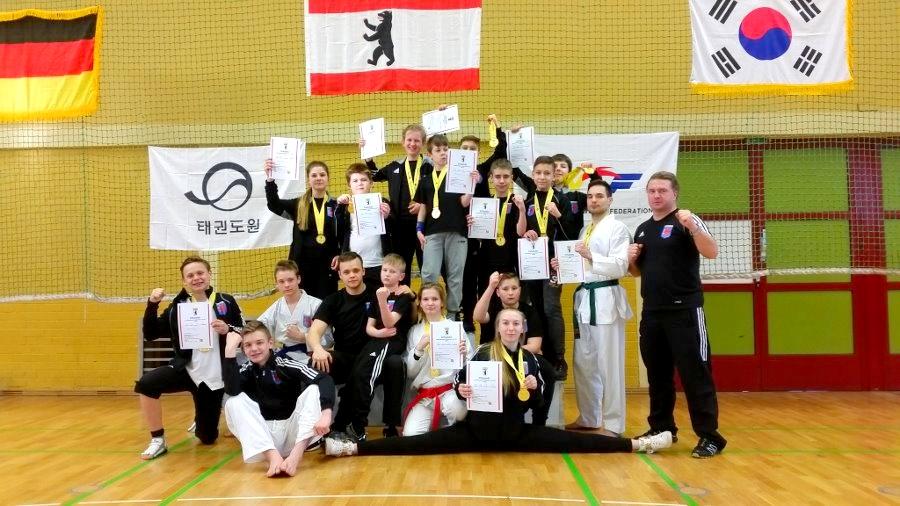 Internationaler Taekwondo Cup
