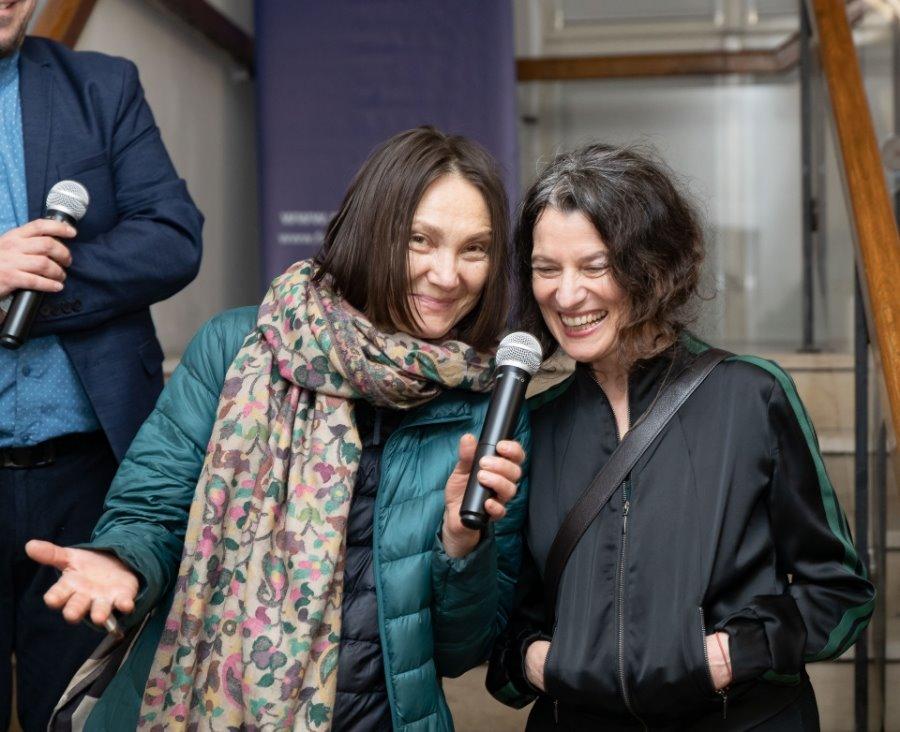 Wystawa czasowa: TWARZE / FACES Katarzyna Kozyra & Katarzyna Szumska