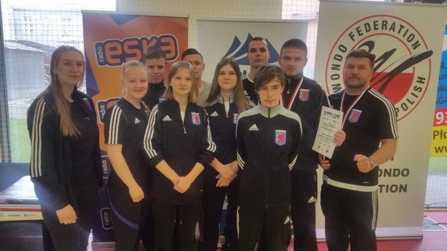 Świnoujście. Puchar Polski w taekwondo olimpijskim w Płocku