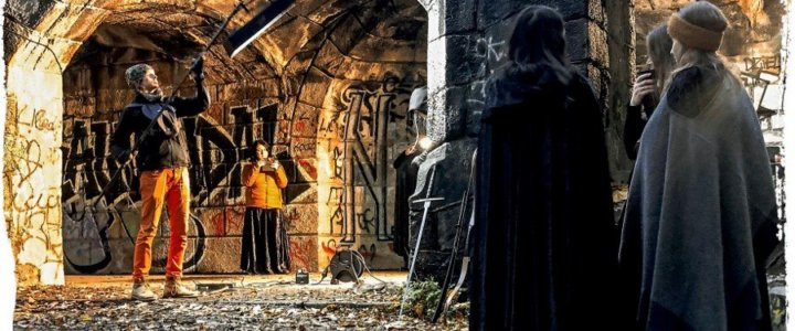 Toss a Coin To Your Witcher - Premiera wideoklipu i utworu Chóru Akademii Morskiej w Szczecinie.