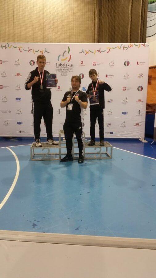 Świnoujście. Mistrzostwa Polski w taekwondo.