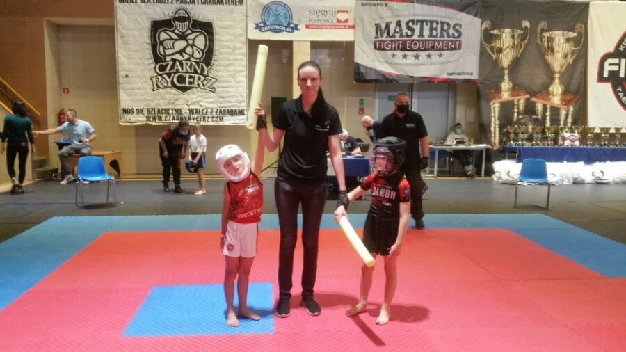 Kickboxing Pomorze Świnoujście