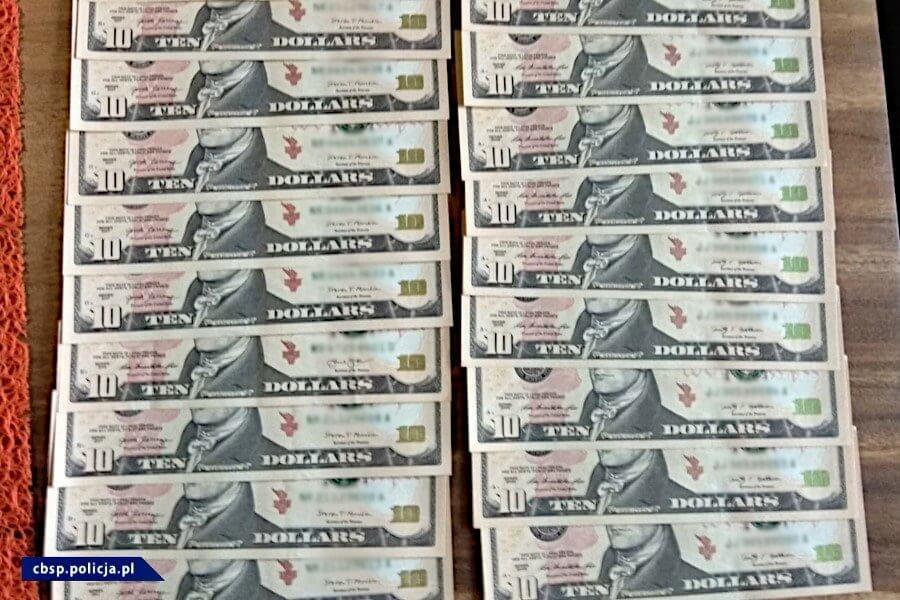 Pieniądze w pralce - rozbita grupa, której członkowie są podejrzani m.in. o zbrodnię vatowską.