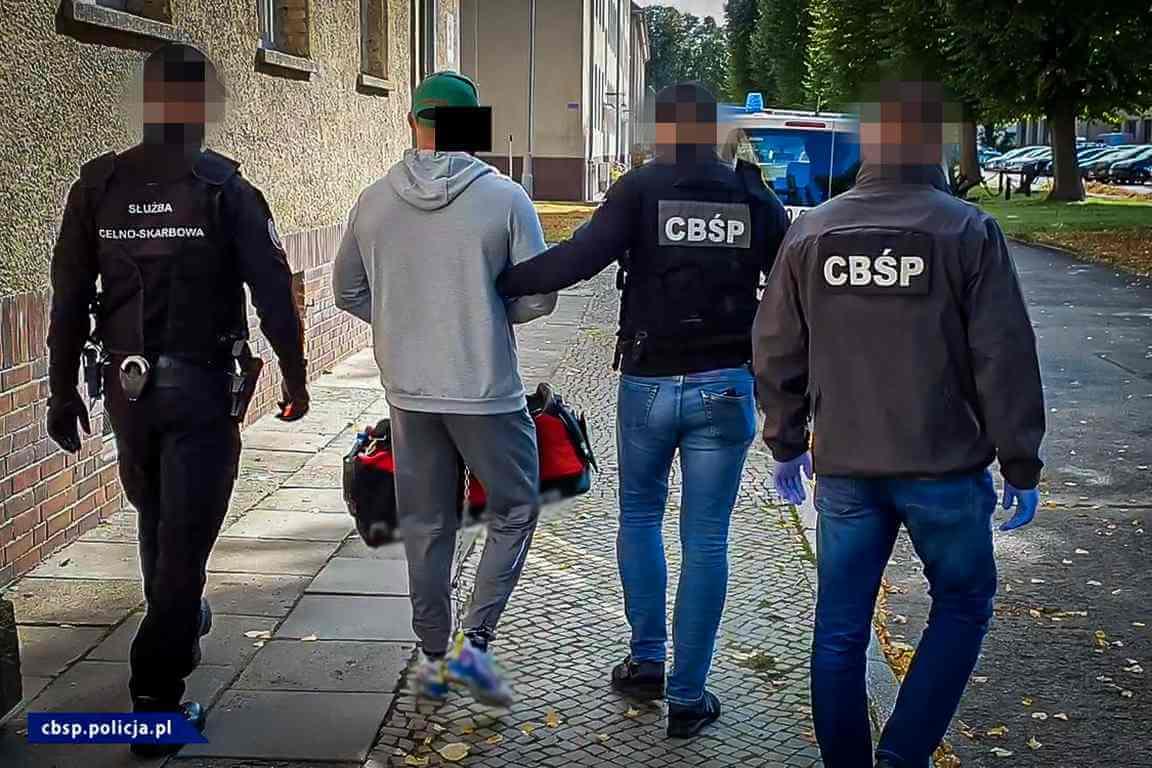 Zachodniopomorskie. Kolejne uderzenie w grupę przestępczą wytwarzającą nielegalne faktury