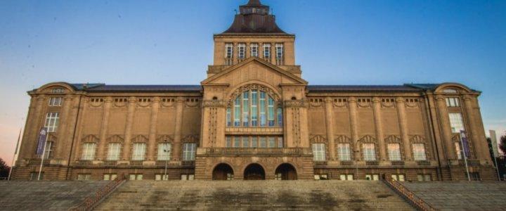 Ponowne otwarcie wystaw Muzeum Narodowego w Szczecinie.