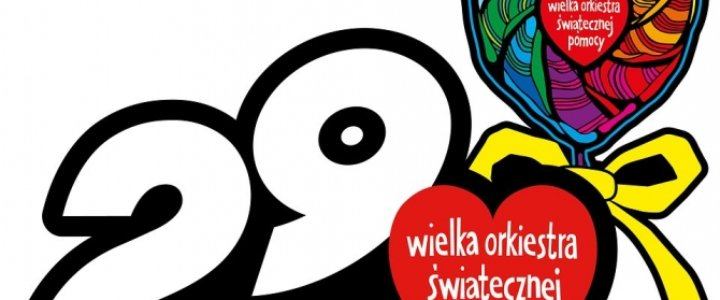 WOŚP 29 logo