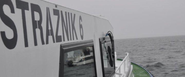 W Nowy Rok ruszyli z pomocą załodze łodzi.