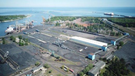 Zespół portów Szczecin-Świnoujście podsumował przeładunki w 2020.