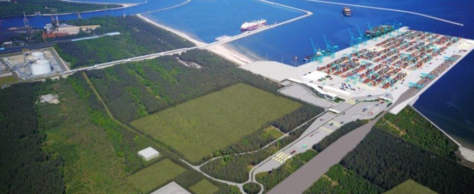 Port Szczecin - Świnoujście. Mocne wejście portów ujścia Odry do gry o ładunki kontenerowe.