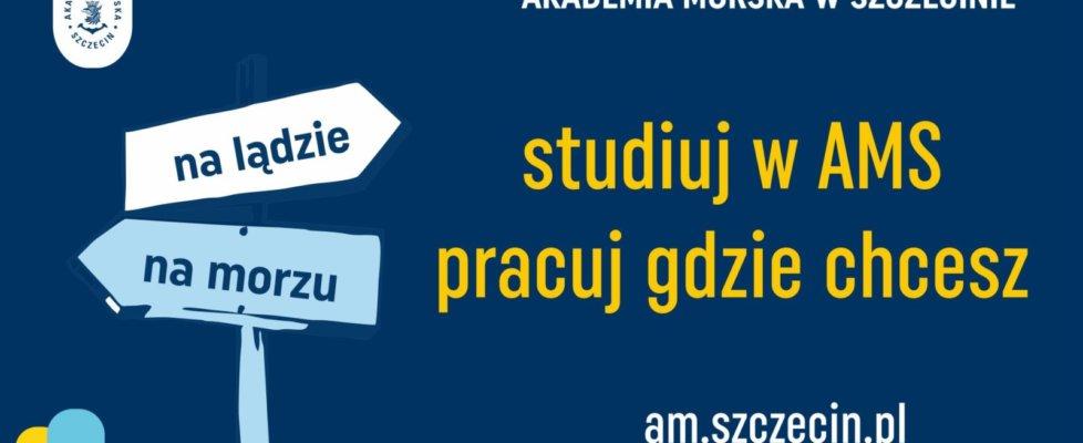 Akademia Morska w Szczecinie. Ostatnie dni naboru na 10-tygodniowe studia.