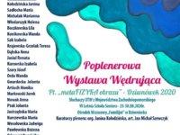 """Gryfice. Wirtualna poplenerowa wystawa wędrująca pt. """"Metafizyka obrazu"""" - Dziwnówek 2020."""