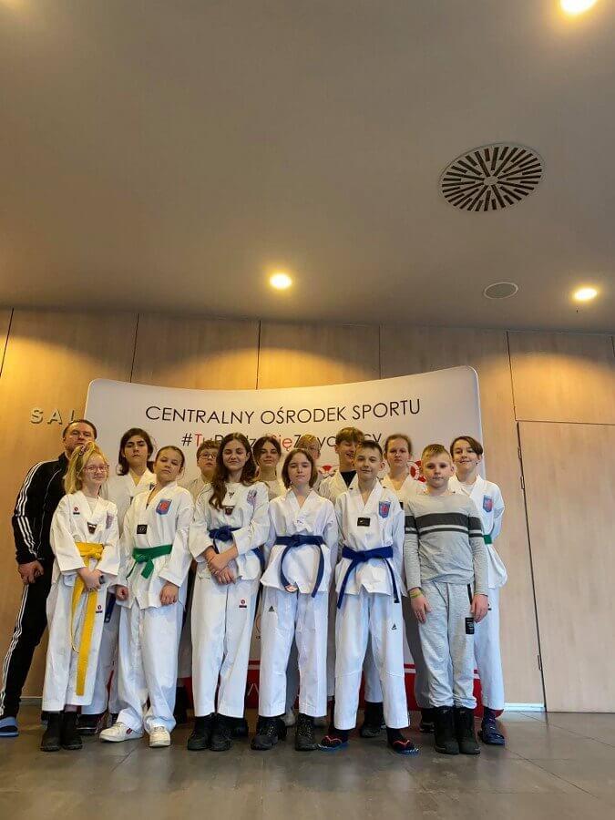 Świnujście. Zakończono zgrupowanie kadr wojewódzkich taekwondo olimpijskiego