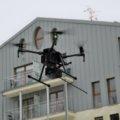 Świnoujście. SOWA nad kominami. Antysmogowy dron kontroluje powietrze.
