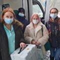 Świnoujście. Szpital prowadzi szczepienia wyjazdowe.