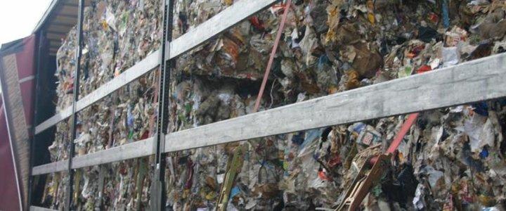 Wwóz odpadów do zachodniopomorskiego w 2020 r. Izba Administracji Skarbowej w Szczecinie