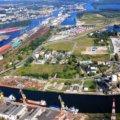 Zachodniopomorskie Centrum Logistyczne w porcie w Szczecinie czeka na inwestora.