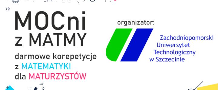 Zachodniopomorski Uniwersytet Technologiczny w Szczecinie poprowadzi darmowy kurs matematyki.