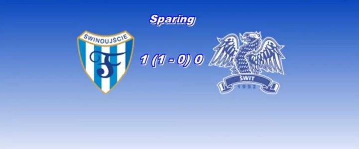 Świnoujście. Flota - Świt Szczecin 1-0 (1-0).
