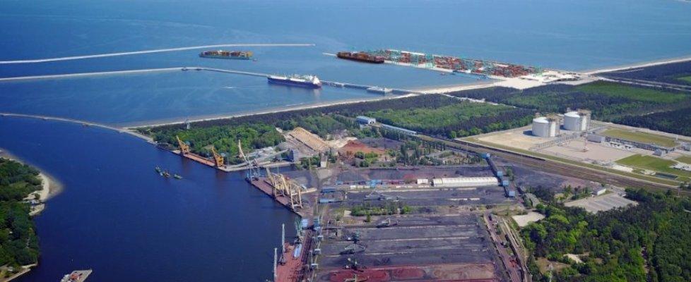 Terminal kontenerowy w Świnoujściu wypełni lukę między Hamburgiem a Gdańskiem.
