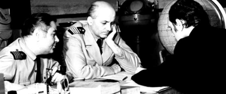 Odszedł na wieczną wachtę - kpt. ż. w. Jan Prüffer.