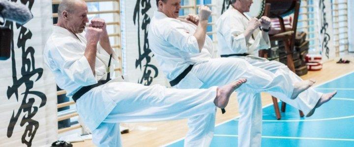 W ubiegły weekend w... - Świnoujska Akademia Karate Kyokushin.