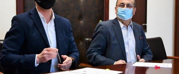 Jest umowa na termomodernizację Urzędu Miasta w Świnoujściu.