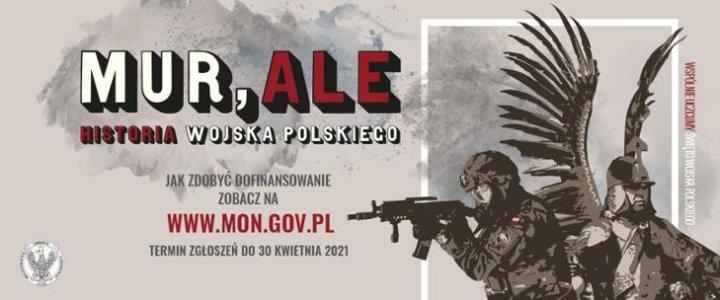 Mur, ale historia Wojska Polskiego.
