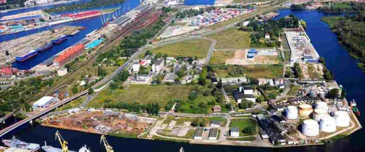 Świnoujście. Zachodniopomorskie Centrum Logistyczne czeka na inwestora.