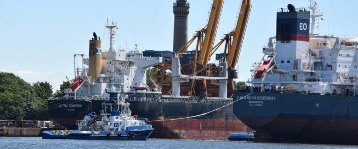 Luty dał znacząco więcej ładunków w portach Szczecin i Świnoujście.