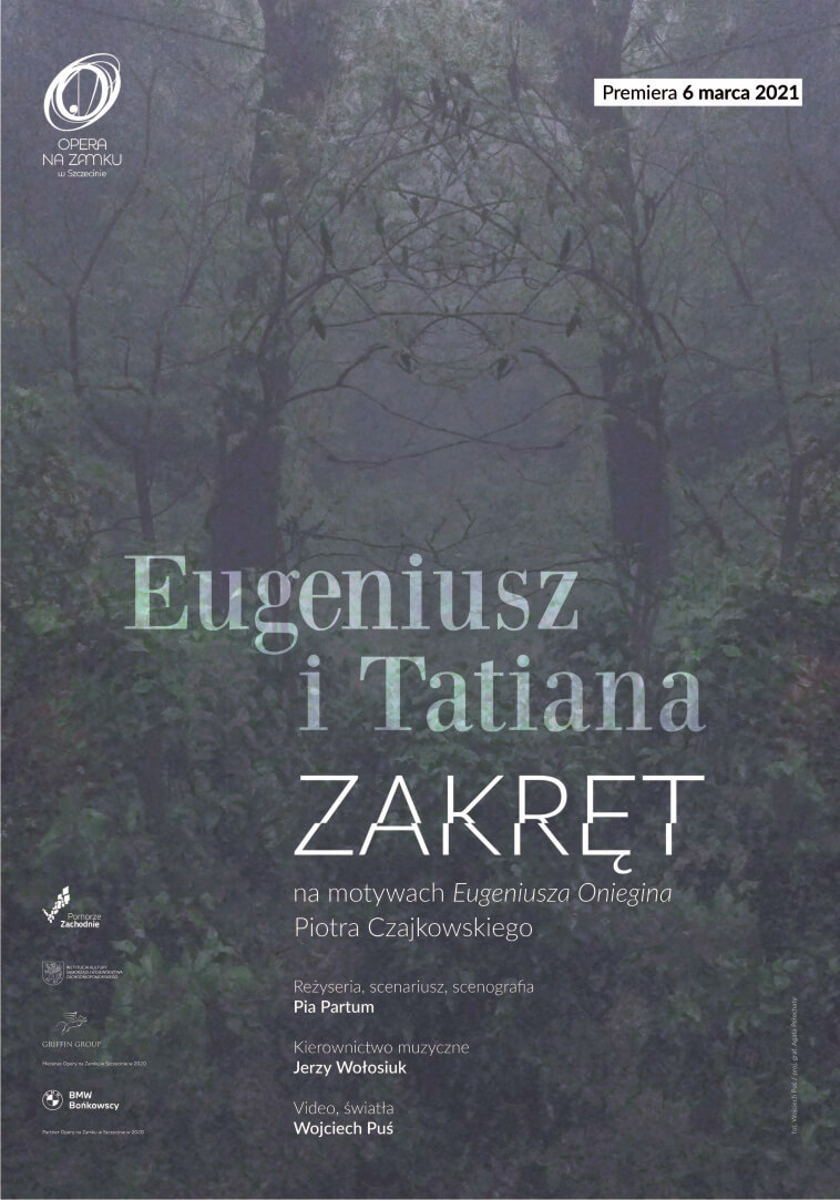 """Opera na Zamku w Szczecinie. Dołączam rozmowę z Pią Partum, reżyserką spektaklu: """"Miłość na zakrętach""""."""