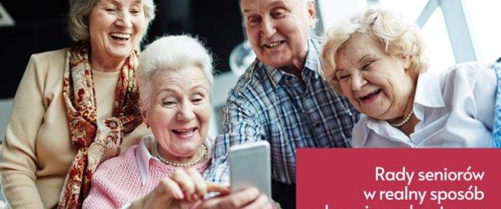 Zachodniopomorskie. Seniorzy wzmocnieni w działaniach.