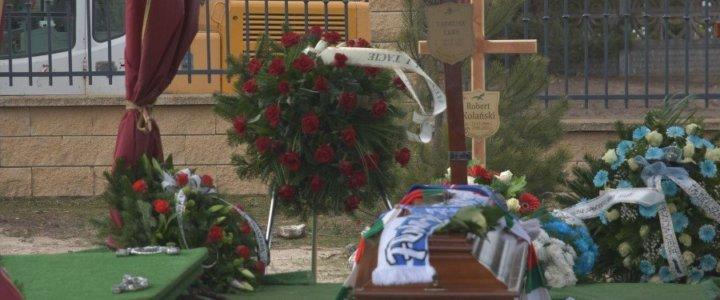 Świnoujście. MKS Flota. Tadeusz Leks pochowany i uhonorowany.
