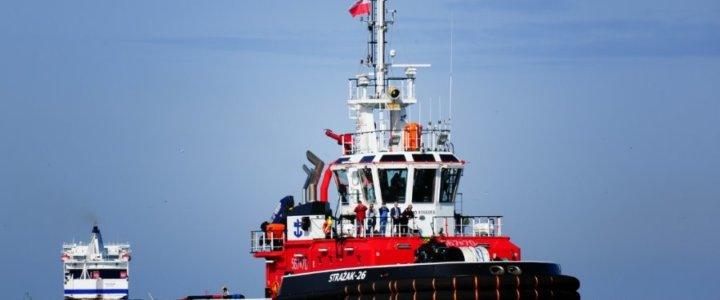 Świnoujście. Zakup statku pożarniczego – otwarcie ofert.