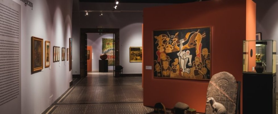 Muzeum Narodowe w Szczecinie od 6 maja 2021 roku ponownie zaprasza.