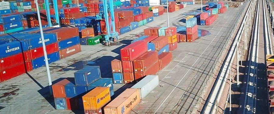 Świnoujście. Nowoczesne linie kolejowe połączą terminal kontenerowy z całą Europą