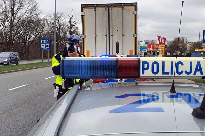 Uwaga kierowcy. Europejski Dzień Kontroli Prędkości.