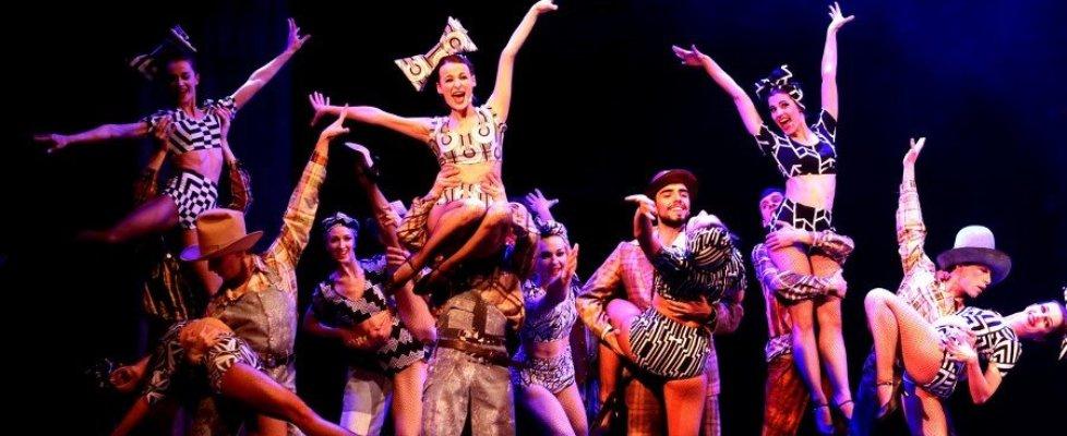 Balet Opery na Zamku w Crazy for You, fot. M. Grotowski