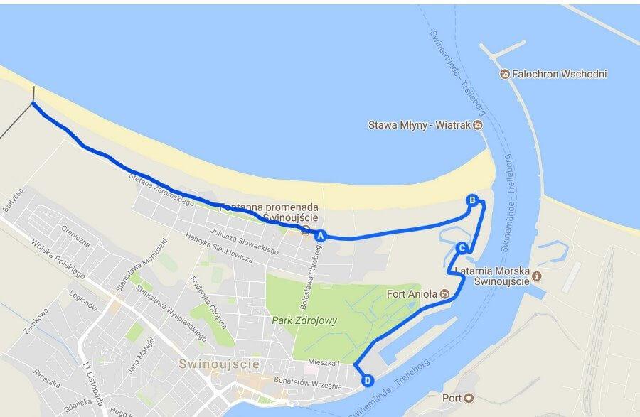Ulica Jachtowa. Eurovia wybuduje drogę dla rowerów i chodnik.