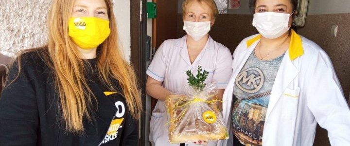 Zachodniopomorskie. 2050 mazurków. Ten tydzień był bardzo pracowity w wykonaniu naszych wolontariuszy.